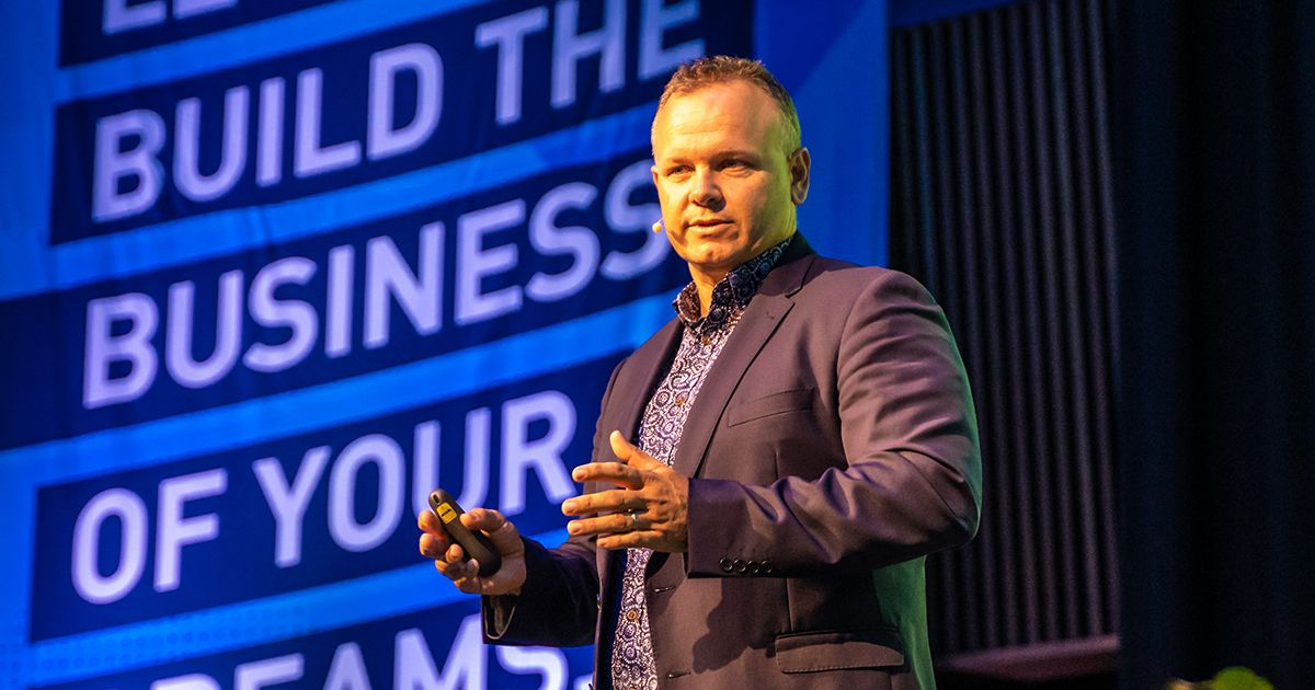 Is Fear Driving Your Business? - Darren Hill