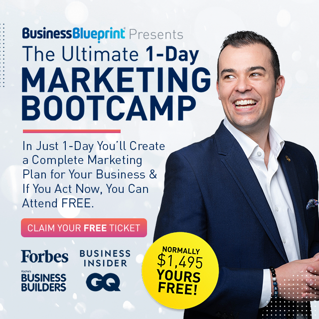 1 Day Ultimate Marketing Bootcamp